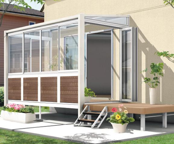 ガーデンテラス・ガーデンルーム