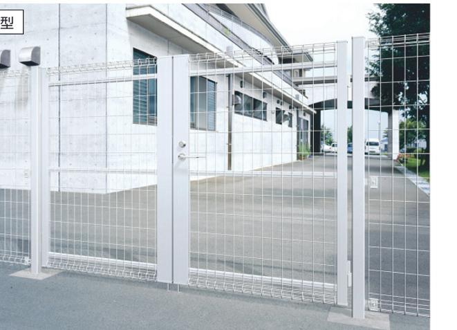 スチールメッシュフェンス・門扉