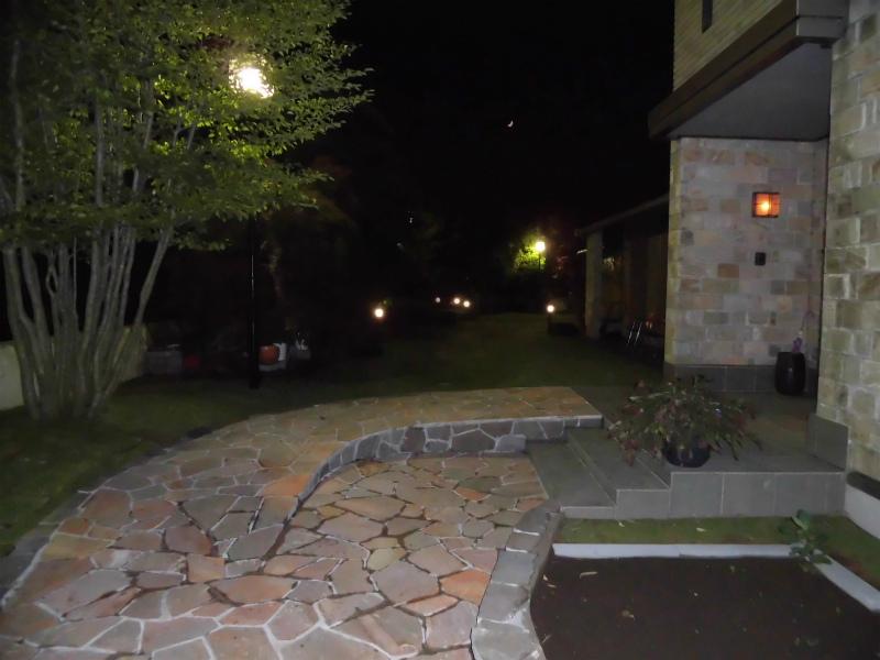 天然石・天然砂利(樹脂舗装)